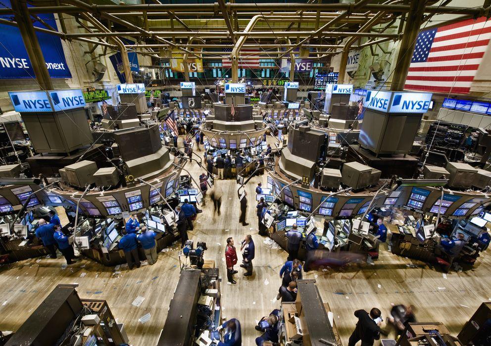 Foto: En opinión de Lewis, la bolsa, los 'traders' y los bancos han manipulado la venta de acciones. (Corbis)
