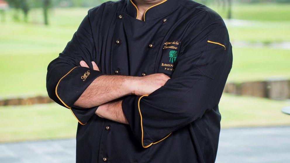 Alfonso de la Dehesa, el chef que ha llevado las tapas a la exótica Phuket