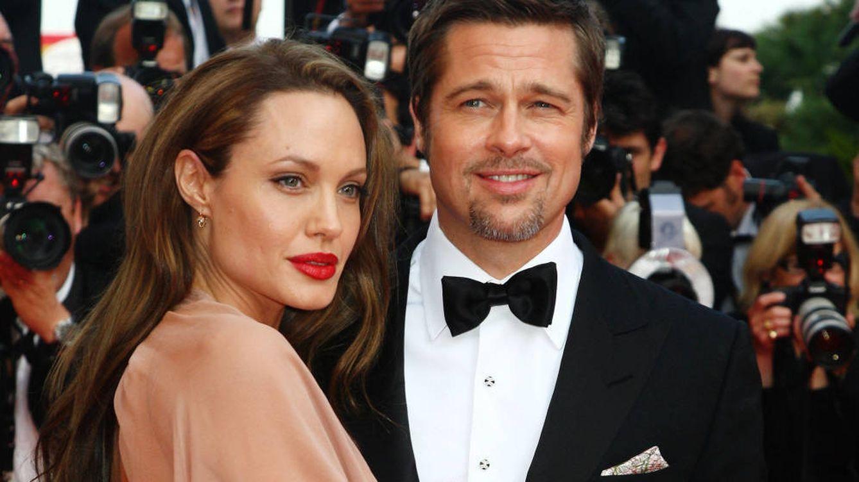 Brad Pitt y Angelina Jolie, de nuevo juntos por una burbujeante causa