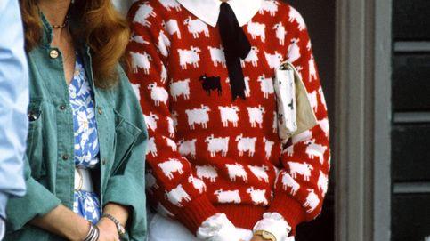El jersey de las ovejitas de Lady Di vuelve a las tiendas