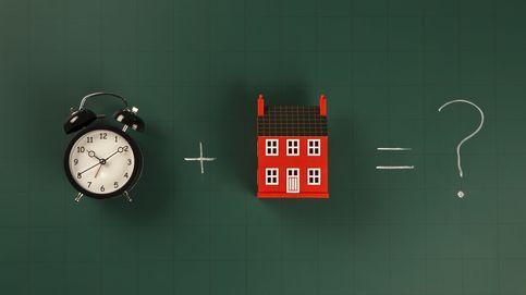 Si vendo un piso que no es vivienda habitual, ¿cuándo debo comprar otro?