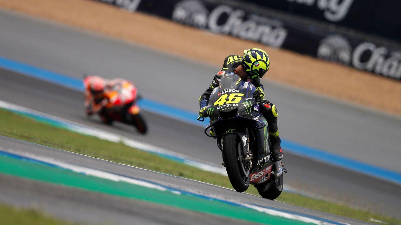 El disgusto de Valentino Rossi, su rencor a Marc Márquez y los tres mundiales que tiró