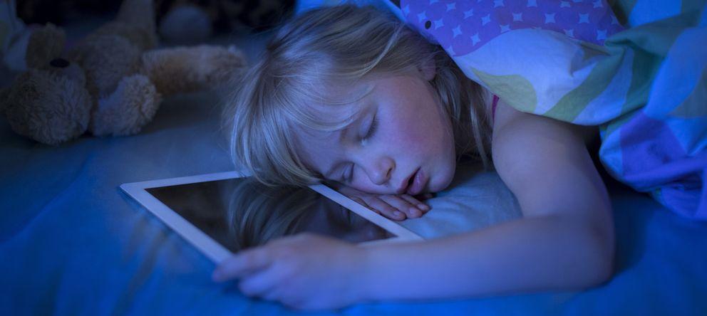 Foto: ¿Quieres dormir bien? No utilices 'tablets' ni pantallas luminosas antes de acostarte