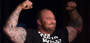 Post de La Montaña de 'Juego de Tronos' se estrena: 170 kilos de músculo boxeando