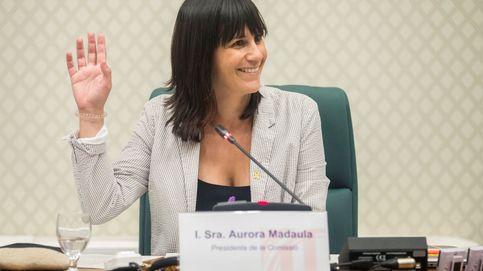 La sustituta de Cuevillas en el Parlament tiene un puesto en el ente de Puigdemont