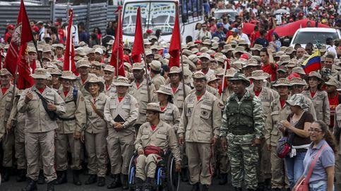 Chavismo se moviliza en Caracas