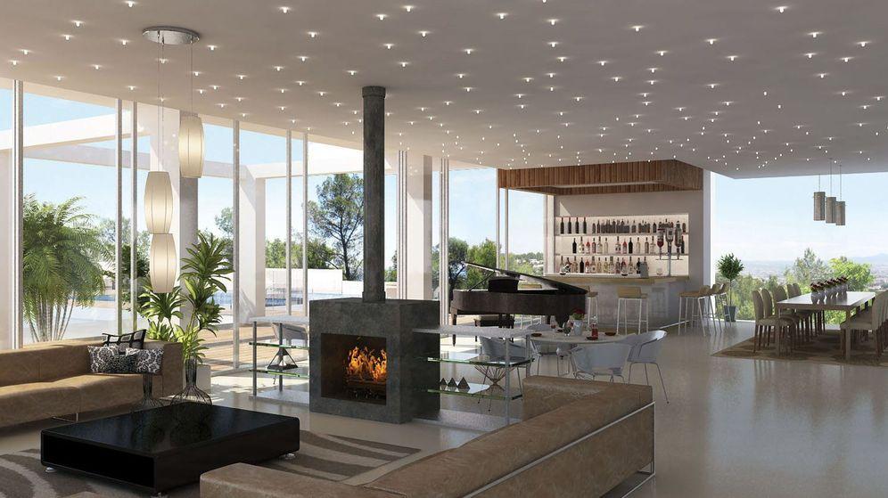 Foto: La compra de viviendas de lujo es la principal vía de los extranjeros para obtener un visado de residencia. (EFE)