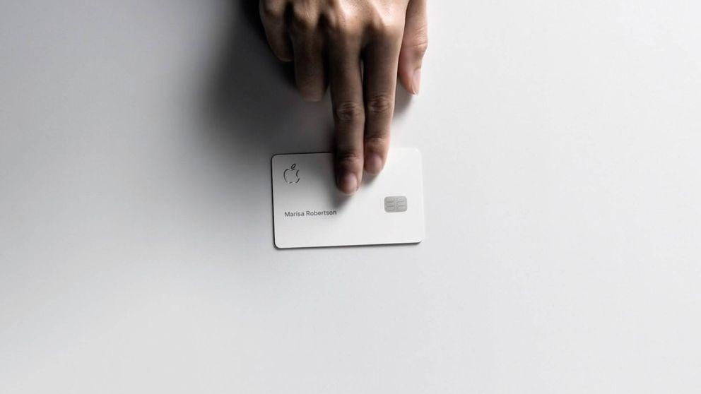 Apple estrena su propia tarjeta de crédito (sin comisiones): así funciona Apple Card