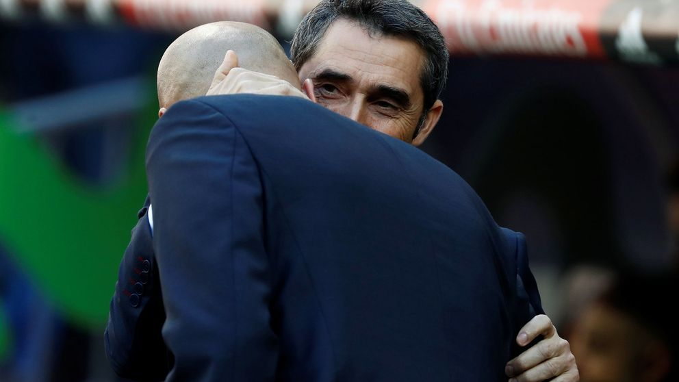 La silenciosa revolución de Valverde: el hombre tranquilo que noquea a Zidane
