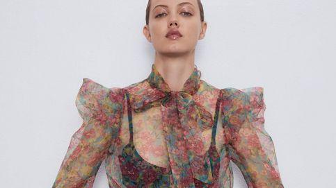 Si te habías cansado ya de la organza, prepárate para esta blusa de Zara porque ¡la vas a querer!