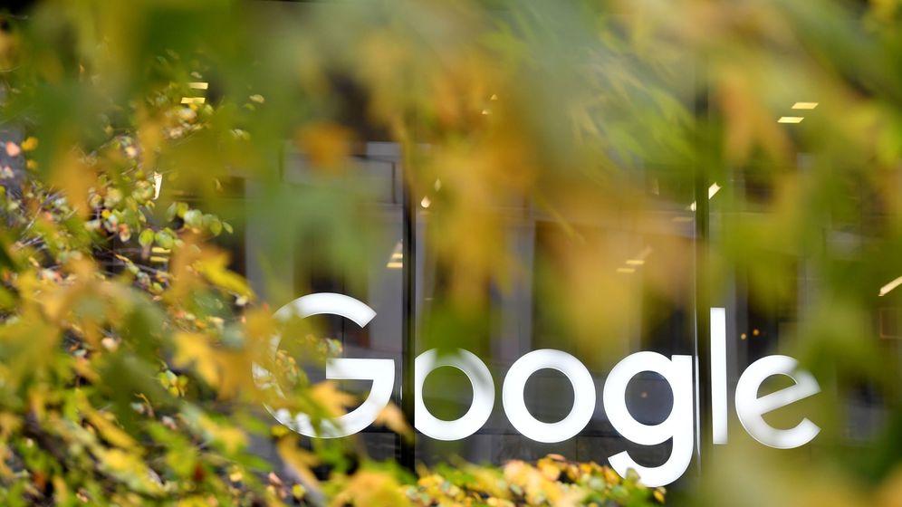 Foto: Imagen de las oficinas de Google en Londres (Reuters)