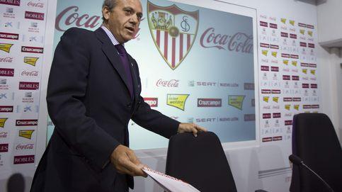 Del Nido, hombre clave para que el Sevilla no caiga en manos de los americanos
