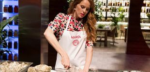 Post de María Castro, expulsada de 'MasterChef Celebrity' tras una noche desastrosa