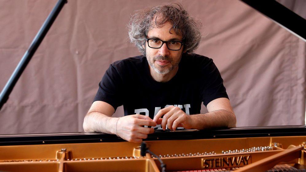 Foto: El pianista británico James Rhodes (Efe)