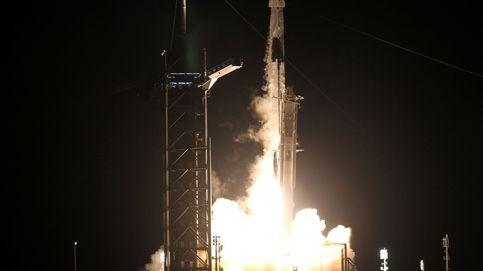La NASA y SpaceX envían a cuatro astronautas a la Estación Espacial
