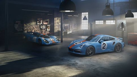 El piloto mexicano Pedro Rodríguez, recordado con un Porsche 911 exclusivo