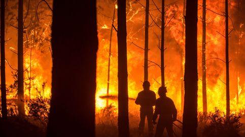 Portugal y Galicia, arrasadas por las llamas