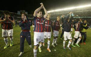 San Lorenzo, a la final de la Copa Libertadores, ¿con 'ayuda' del Papa?