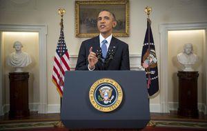 El histórico discurso de Obama