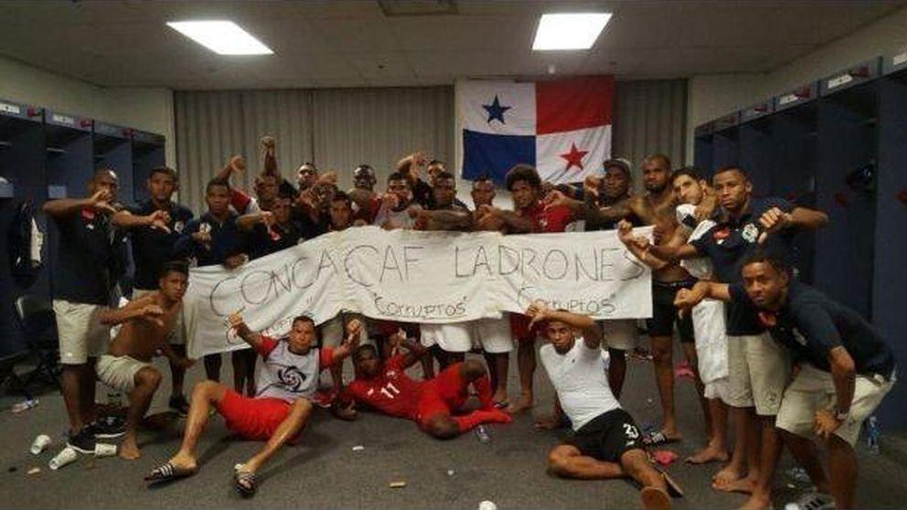 Panamá estalla contra la Concacaf tras el escándalo arbitral: Ladrones corruptos