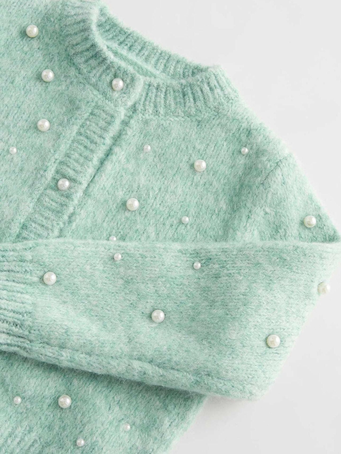 La chaqueta de Zara Kids. (Cortesía)