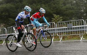 Nibali admite que está cansado pero preparado ganar la Vuelta