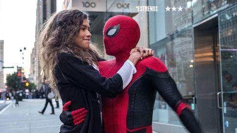 'Spider-Man: lejos de casa': el gran héroe americano... ¡quiere salvar Europa!