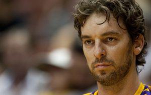 Pau Gasol y los suplentes de los Lakers derrotan a los Clippers