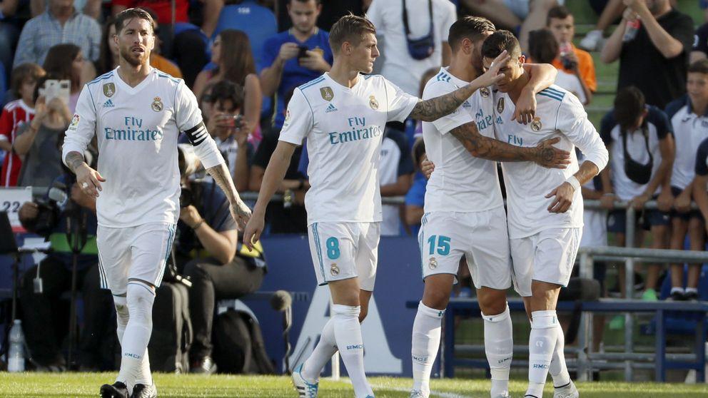 Jekyll y Hyde: ¿Por qué el Madrid que arrasa al Borussia sestea con el Getafe?