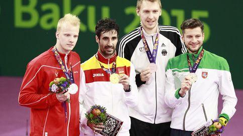 España cierra su participación en Bakú con 30 medallas tras el oro de Pablo Abián