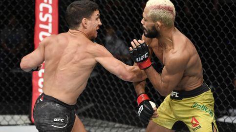 UFC 255: la guillotina hasta el KO de Figueiredo y el dominio de Shevchenko