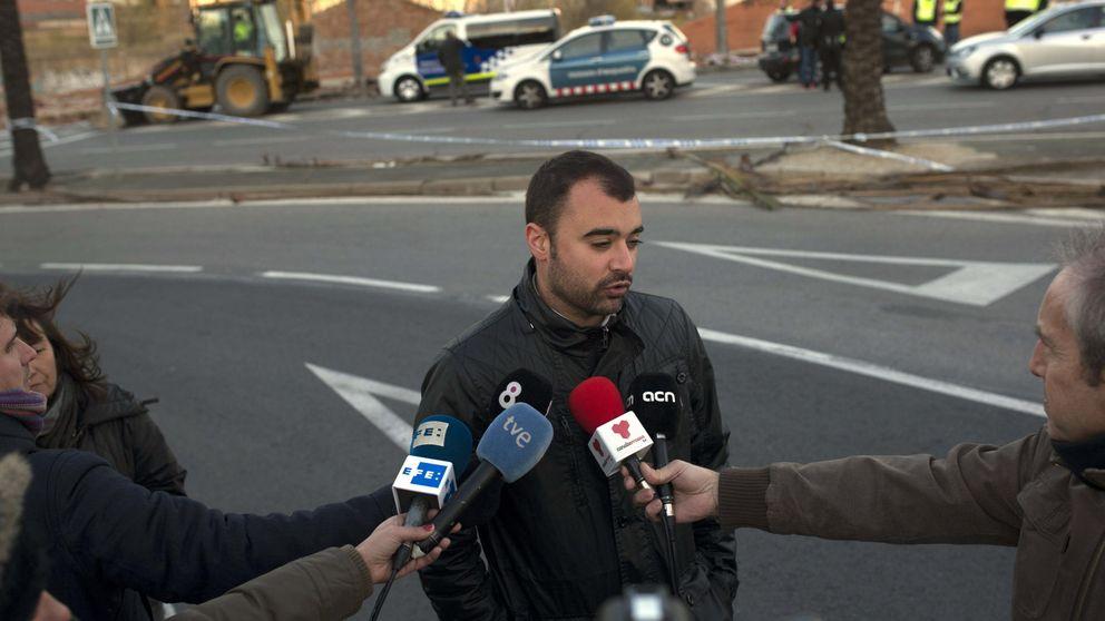 El alcalde de Terrassa dimite y rompe su carné del PSC por el 155 y la cárcel al Govern