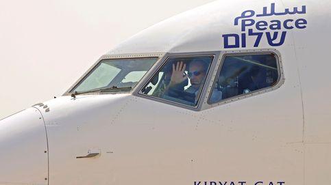 Despega de Tel Aviv el primer vuelo comercial entre Israel y Emiratos Árabes