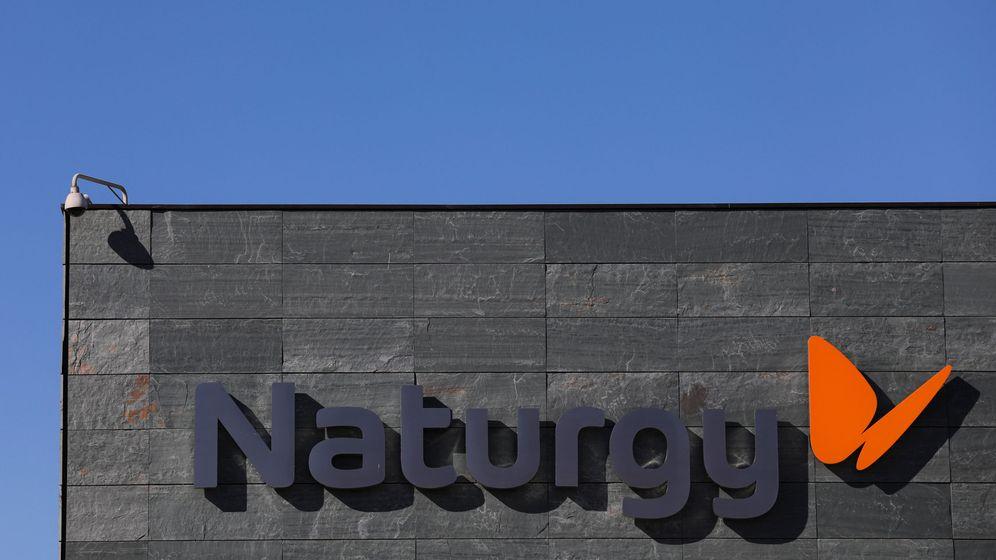 Foto: El logo de Naturgy. (Reuters)