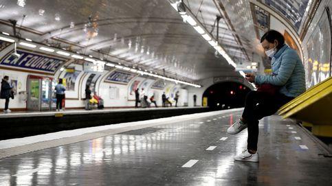 Reconocimiento facial en el metro de Paris para vigilar si se lleva la mascarilla