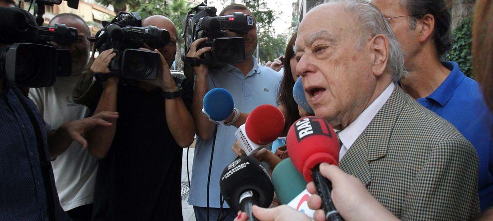 Foto: El expresidente de la Generalitat Jordi Pujol (EFE)