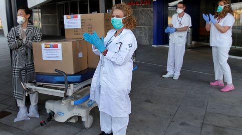 Sanidad reparte más 20 millones de unidades de material desde el inicio crisis