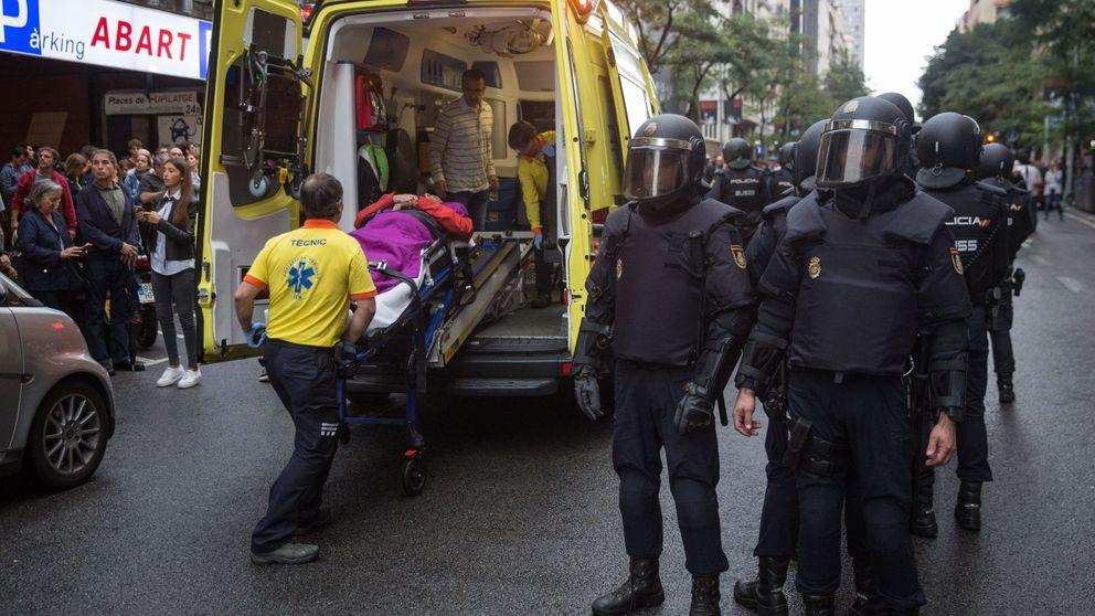 El TSJC urge a la Generalitat a dar material de protección a las ambulancias