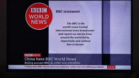 China bloquea la cadena británica BBC por no cumplir el requisito de veracidad