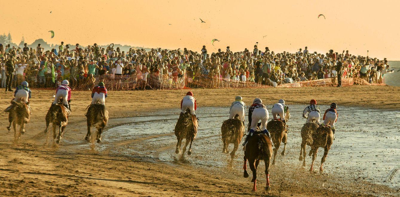 Foto: La ruta del caballo por las playas de Cádiz