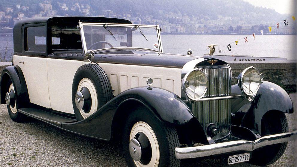 España tuvo su Mercedes o su Rolls-Royce, pero Alfonso XIII y Franco la hundieron
