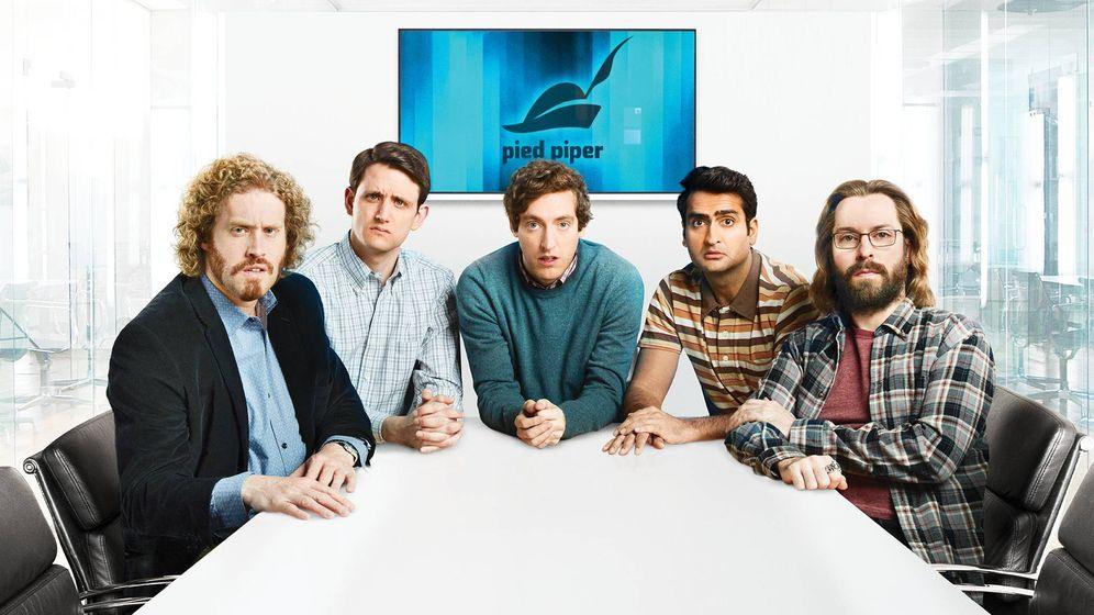 Foto: 'Silicon Valley'. Fotograma de la serie de HBO
