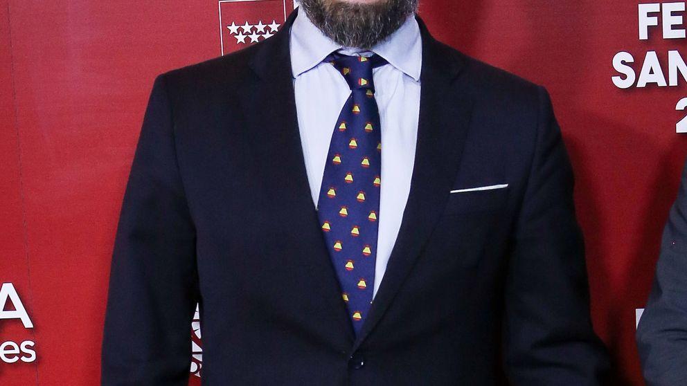Santiago Abascal, íntimo y personal: 2 bodas, 4 hijos y lo que le une a Felipe González
