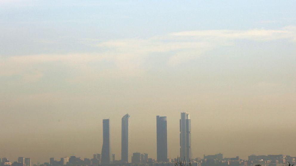 Madrid activa la fase 1 por polución: limita la velocidad en la M-30 y sus accesos