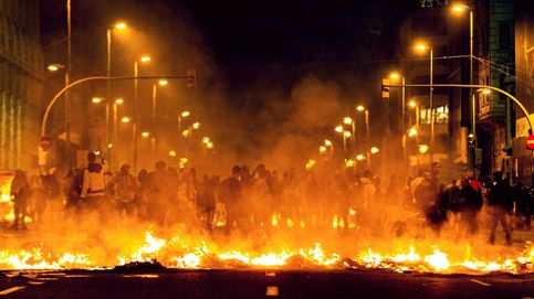 Quim Torra pierde el control de la calle y el caos se vuelve contra la Generalitat