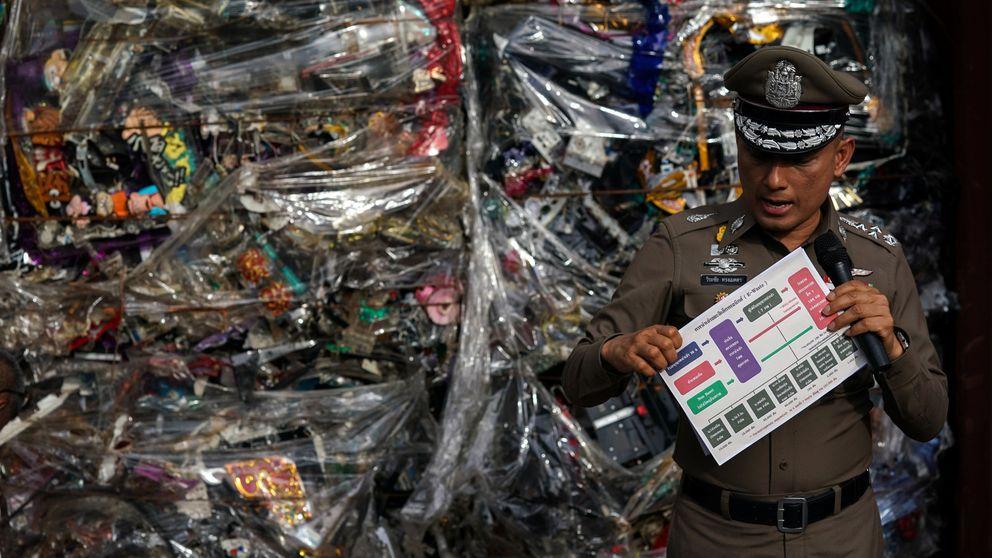 Olvídate de China: Tailandia ya es el nuevo vertedero electrónico del mundo