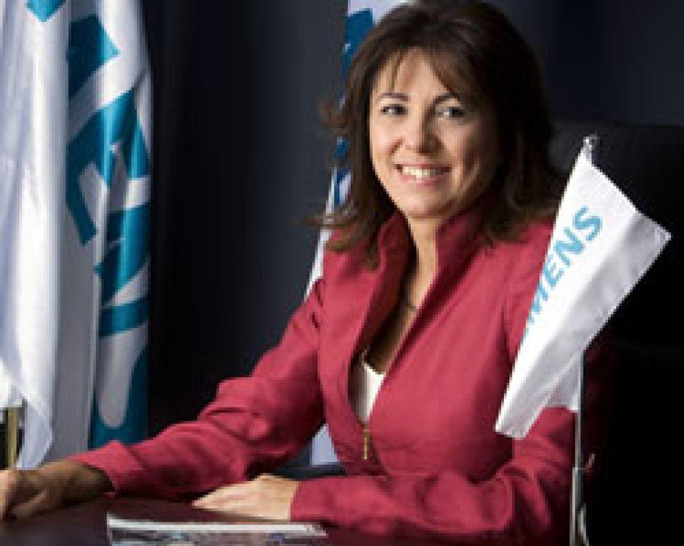Foto: Siemens España nombra a Rosa García como nueva consejera delegada de la compañía