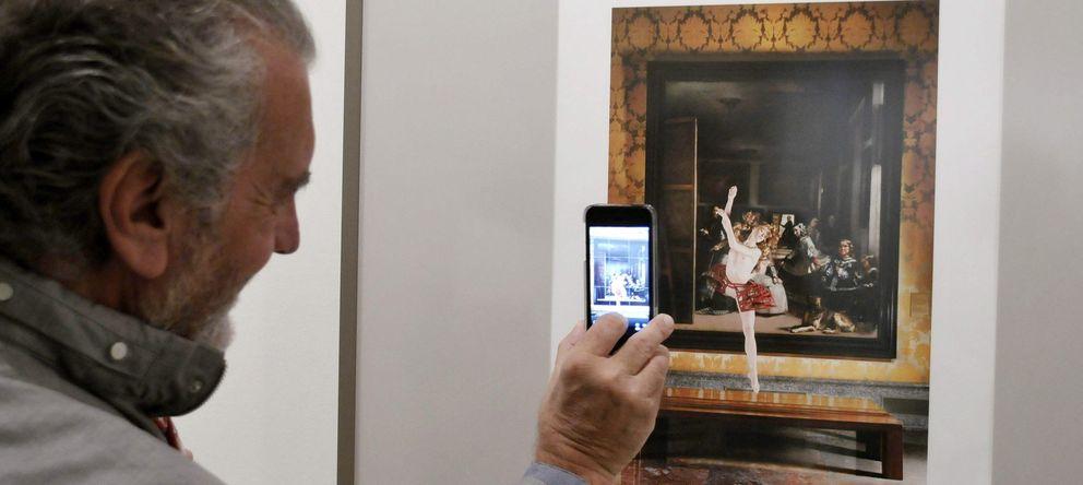 Foto: Inauguración de la exposición del futuro al pasado, el museo del prado visto por los artistas españoles contemporáneos (EFE)
