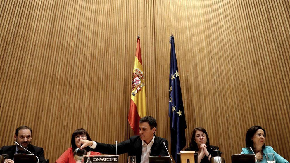 Sánchez e Iglesias se ven el martes y Rivera le avisa: no estará en ninguna censura a Rajoy