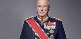 Post de Harald de Noruega: el rey de la mala salud de hierro